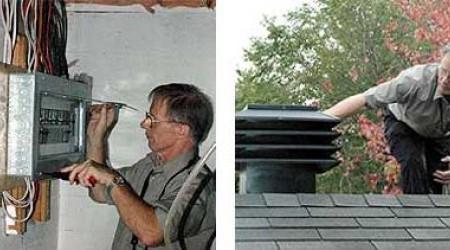 Service d'Inspection de Maison Mose | Inspecteur en bâtiment